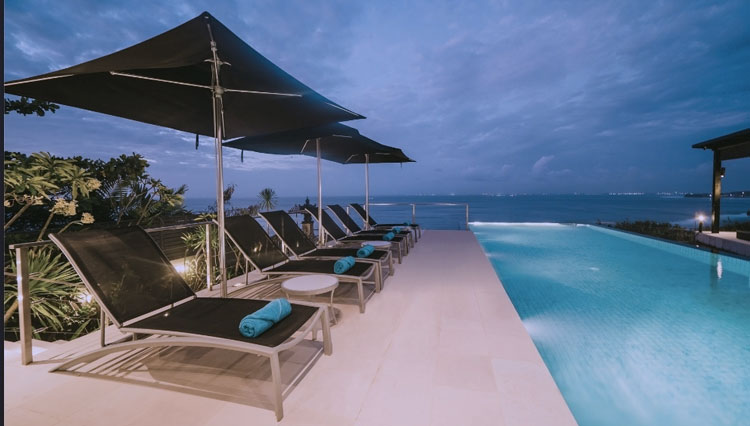 Suluban Cliff Bali Villa Brings New Spirit to Their Place