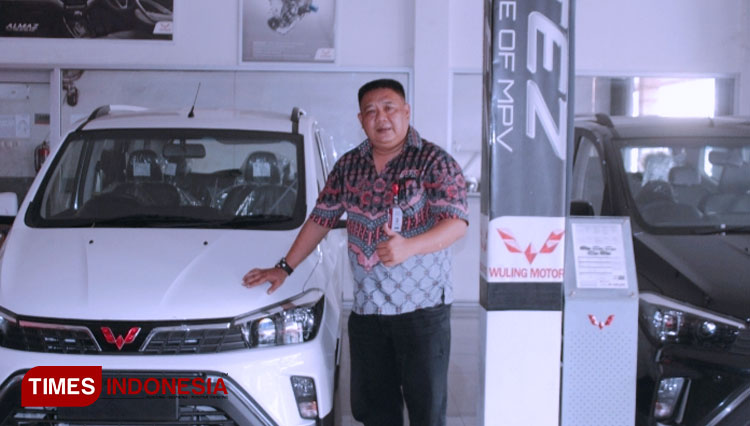 Brand Manager Wuling Tegal 2