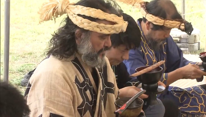 Check This Exotic Tradition of Ainu Tribe Japan